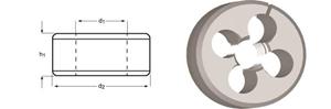 Immagine di F300 / Dormer M Filiere regolabili
