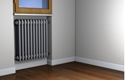 Immagine di Mensola per radiatori tubolari TC / TX / TF / RT